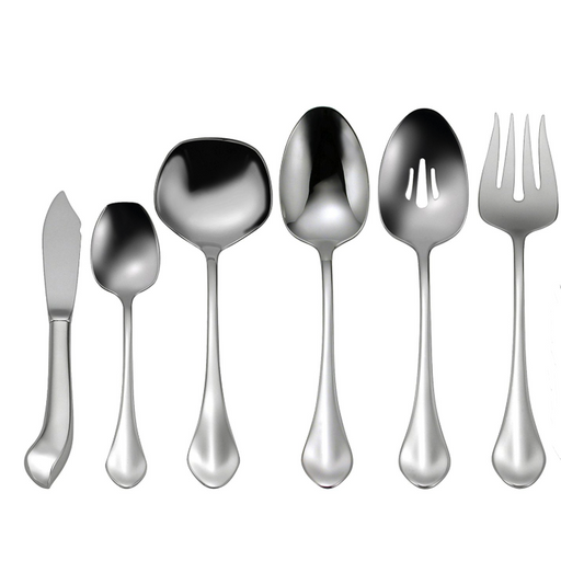 Oneida Capello 6 Piece Serving Set | Extra 20% Off Code FF20 | Finest Flatware