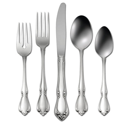 Oneida Chateau 20 Piece Fine Flatware Set, Service for 4 - Extra 30% Off Code FF30 - Finest Flatware