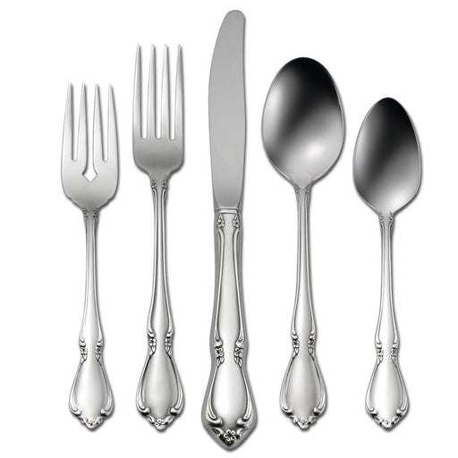 Oneida Chateau 20 Piece Fine Flatware Set, Service for 4 | Extra 30% Off Code FF30 | Finest Flatware