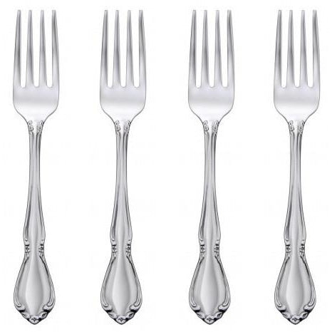 Oneida Chateau Set of 4 Child Forks | Extra 30% Off Code FF30 | Finest Flatware