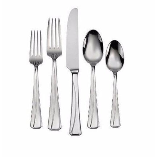 Oneida Chiffon 20 Piece Fine Flatware Set, Service for 4 - Finest Flatware - Extra 30% Off Code FF30