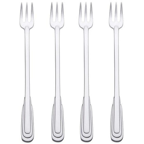 Oneida Cityscape Set of 4 Seafood Forks | Extra 30% Off Code FF30 | Finest Flatware