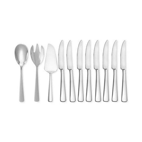 Oneida Stainless Steel 11 Piece Completer Set | Extra 30% Off Code FF30 | Finest Flatware