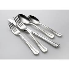 Oneida 89 Piece Dartford 1810 Stainless Fine Flatware Set Service