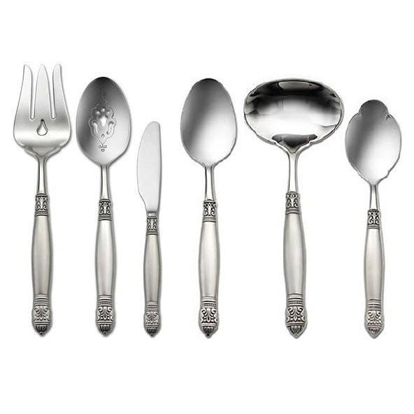 Oneida Dickinson 6 Piece Hostess & Serving Sets - Extra 30% Off Code FF30 - Finest Flatware