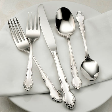 Oneida Dover 20 Piece Fine Flatware Set, Service for 4 - Extra 30% Off Code FF30 - Finest Flatware