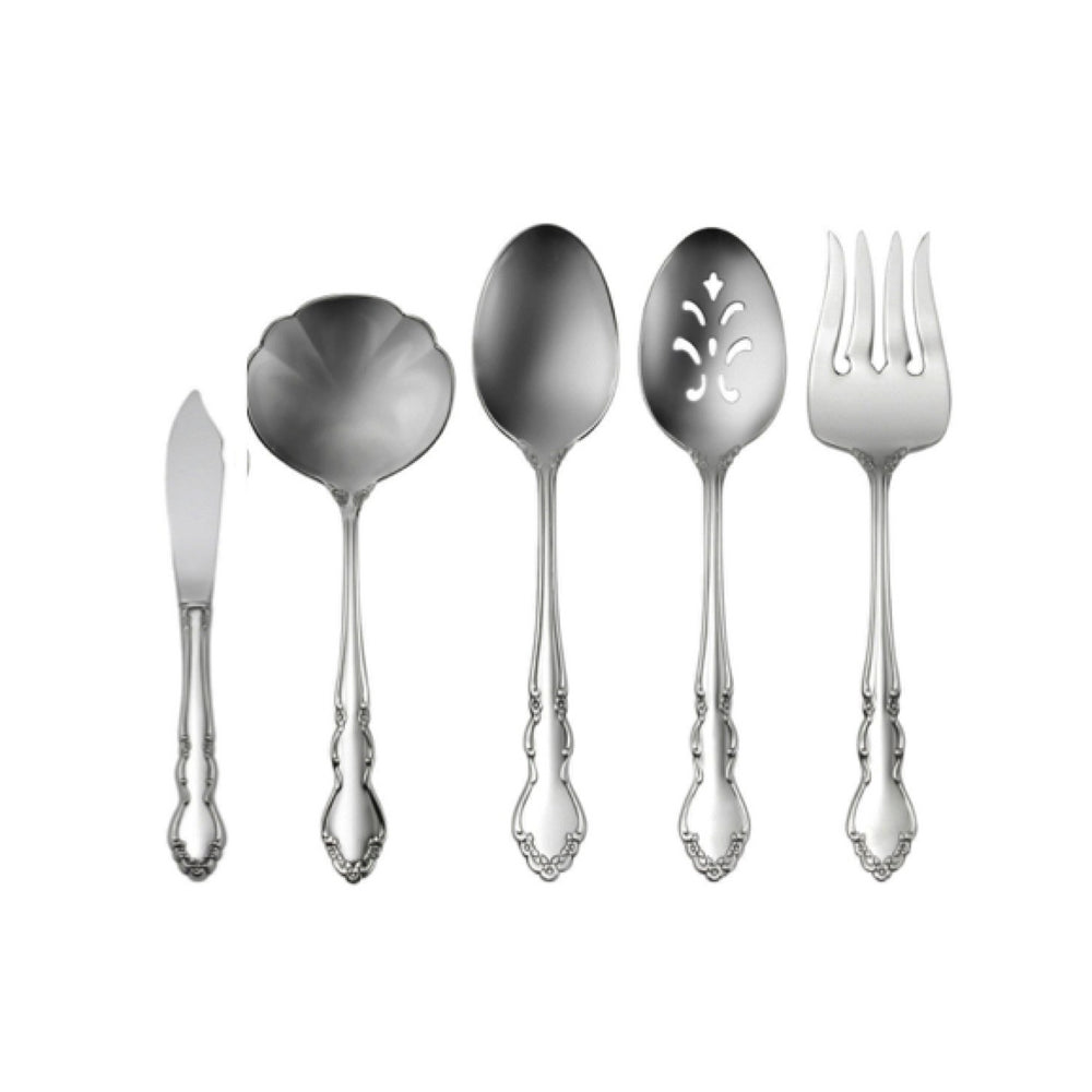Oneida Dover 45 Piece Fine Flatware Set, Service for 8 | Extra 30% Off Code FF30 | Finest Flatware