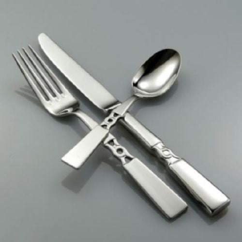 Oneida Embrace 5 Piece Fine Flatware Set, Service for 1 - Finest Flatware - Extra 30% Off Code FF30