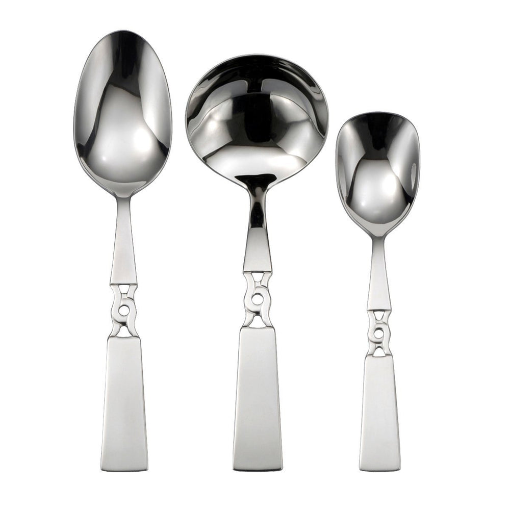 Oneida Embrace 3 Piece Hostess Set | Extra 30% Off Code FF30 | Finest Flatware