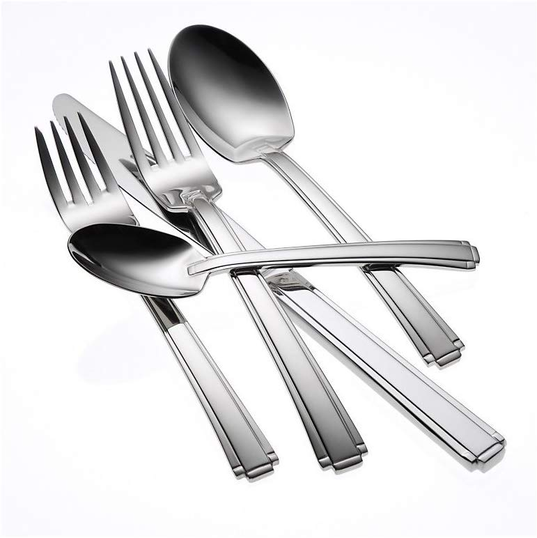 Oneida Etage 20 Piece Fine Flatware Set, Service for 4