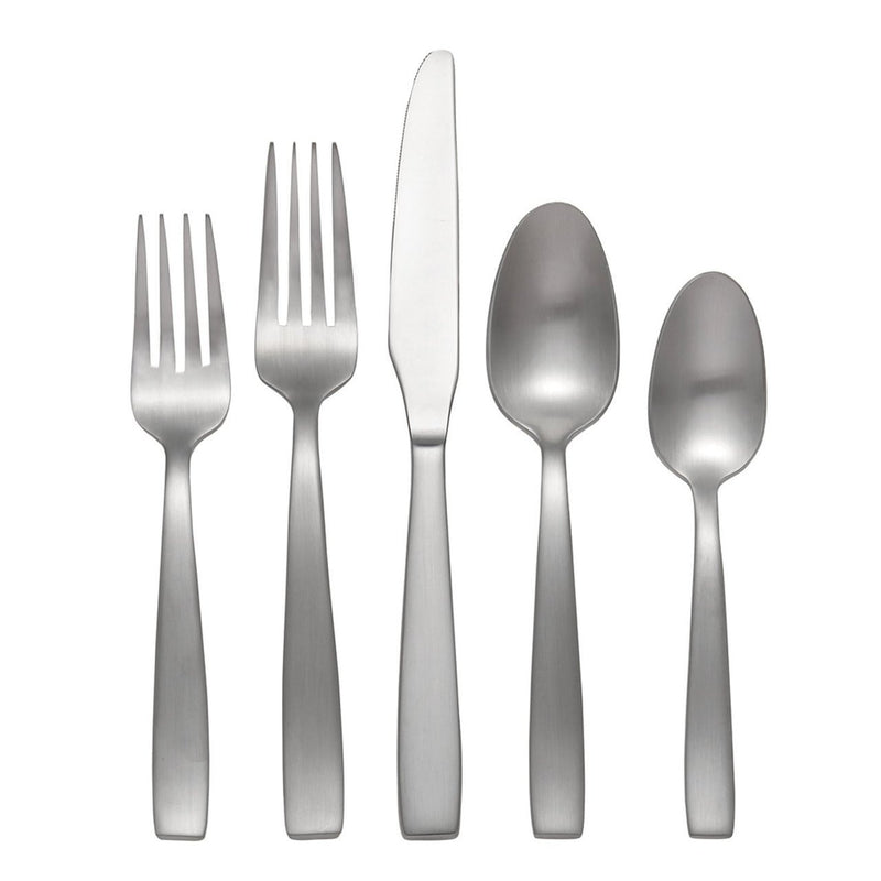 Oneida Everdine 45 Piece Casual Flatware Set, Service for 8 - Extra 30% Off Code FF30 - Finest Flatware