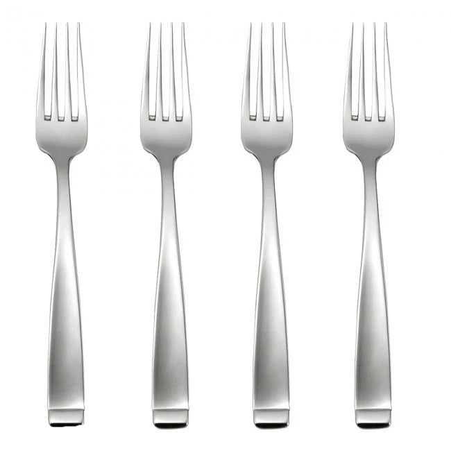 Oneida Forte Dinner Forks, Set of 4 - Finest Flatware - Extra 30% Off Code FF30
