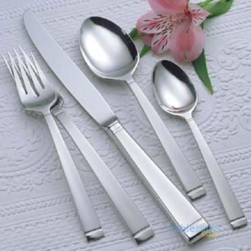 Oneida Frost 46 Piece Fine Flatware Set, Service for 8 - Finest Flatware - Extra 30% Off Code FF30