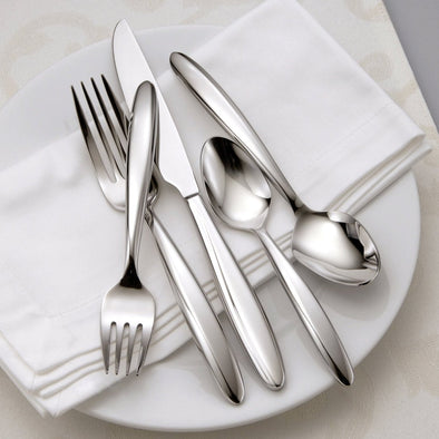 Oneida Glissade 20 Piece Casual Flatware Set, Service for 4 | Extra 30% Off Code FF30 | Finest Flatware