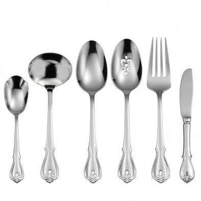 Oneida Harmonic 6 Piece Hostess and Serving Set | Extra 30% Off Code FF30 | Finest Flatware