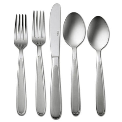 Oneida Jordan 20 Piece Casual Flatware Set, Service for 4 | Extra 30% Off Code FF30 | Finest Flatware