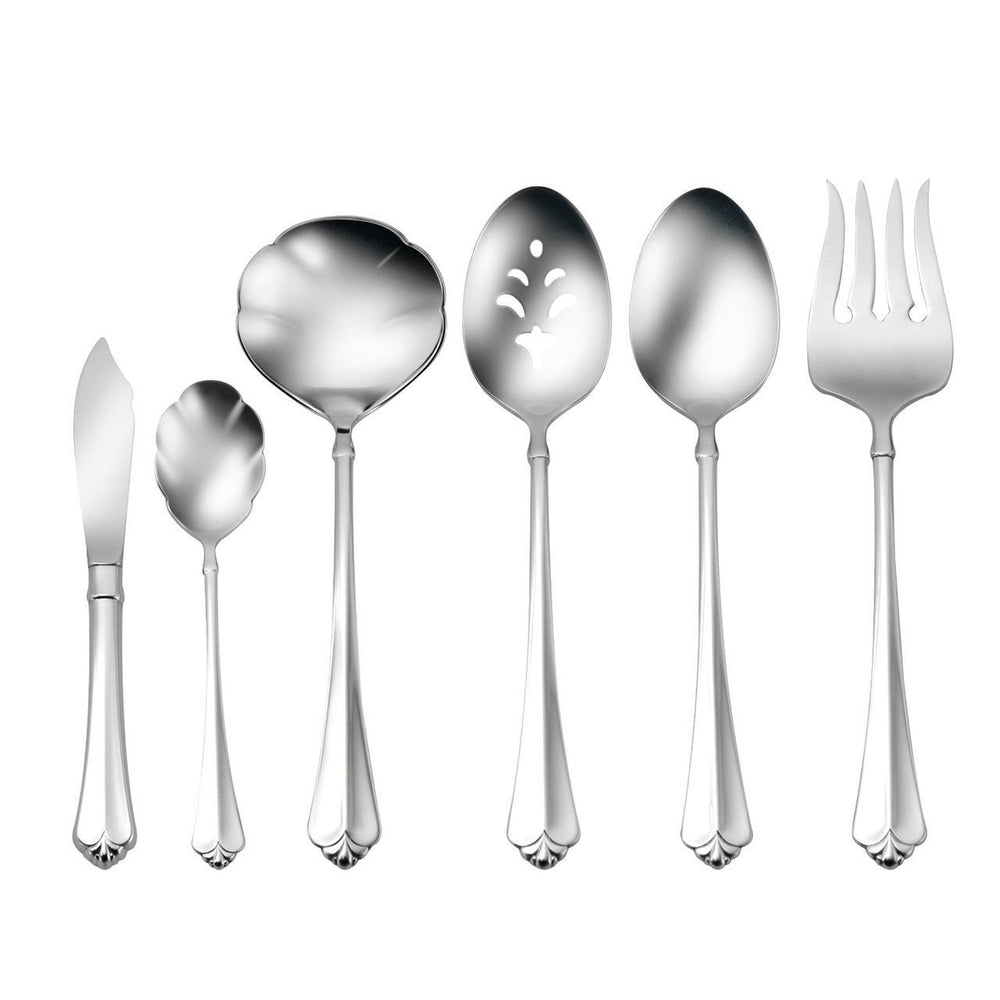 Oneida Juilliard 6 Piece Hostess and Serving Set | Extra 30% Off Code FF30 | Finest Flatware