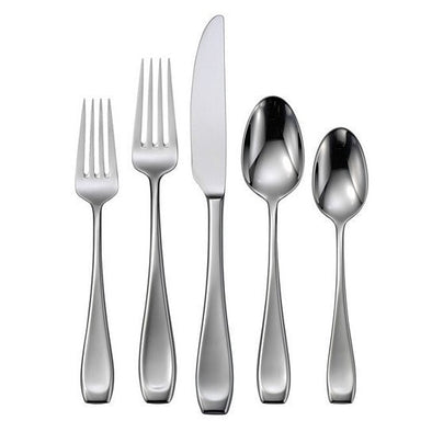 Oneida Lagen 86 Piece Fine Flatware Set, Service for 16 - Extra 30% Off Code FF30 - Finest Flatware