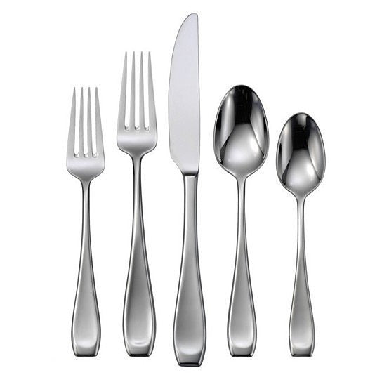 Oneida Lagen 86 Piece Fine Flatware Set, Service for 16 | Extra 30% Off Code FF30 | Finest Flatware