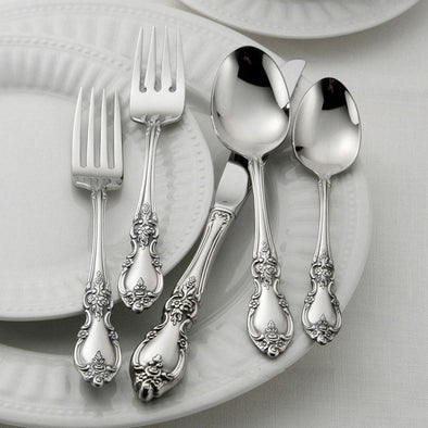 Oneida Louisiana 20 Piece Fine Flatware Set, Service for 4 - Extra 30% Off Code FF30 - Finest Flatware
