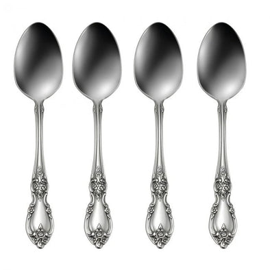 Oneida Louisiana Set of 4 Teaspoons - Extra 30% Off Code FF30 - Finest Flatware