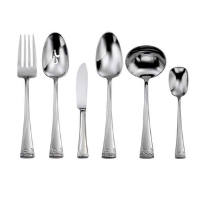 Oneida Lyric 6 Piece Hostess & Serving Set - Extra 30% Off Code FF30 - Finest Flatware