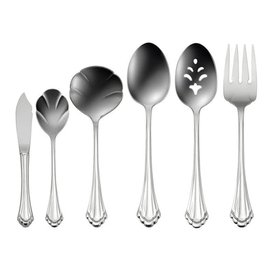 Oneida Marquette 6 Piece Hostess and Serving Set | Extra 30% Off Code FF30 | Finest Flatware