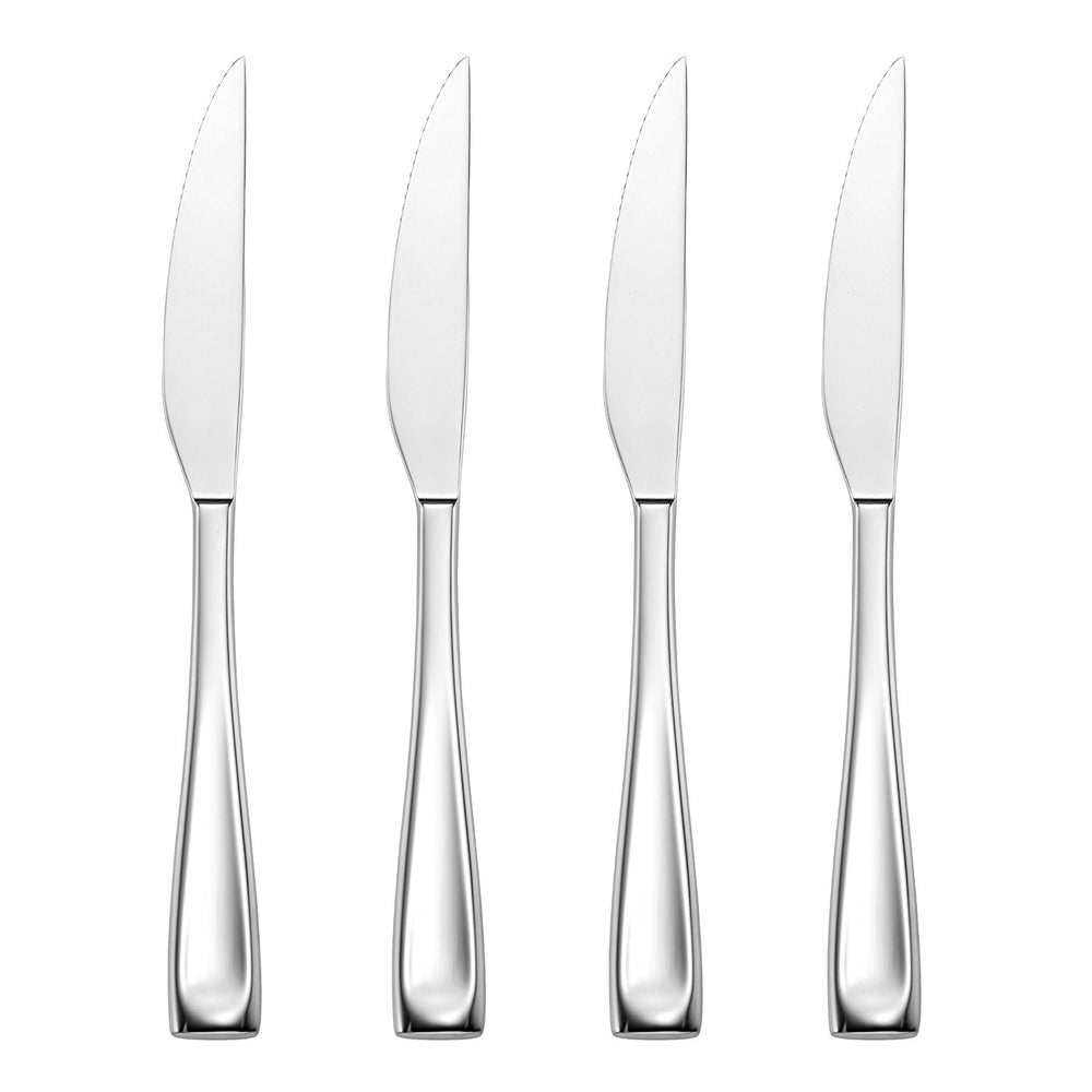 Oneida Moda Set of 4 Steak Knives | Extra 30% Off Code FF30 | Finest Flatware