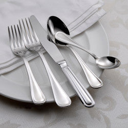 Oneida Omnia 62 Piece Fine Flatware Set, Service for 12 - Extra 30% Off Code FF30 - Finest Flatware