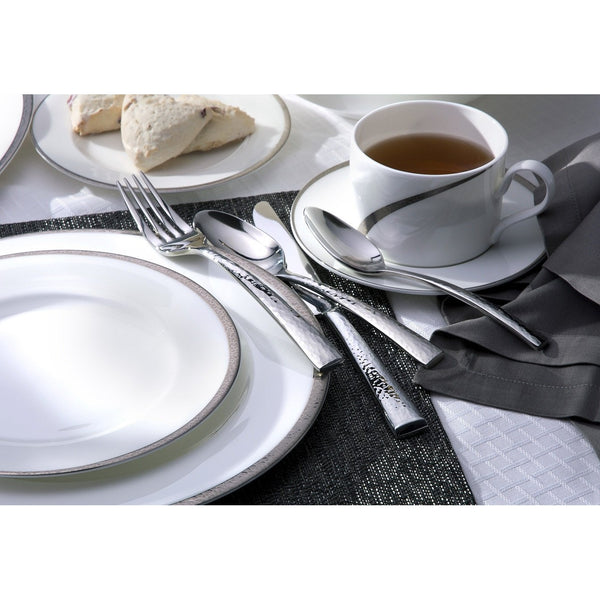 Oneida Cabria Fine China 5 Piece Place Setting - Finest Flatware - Extra 30% Off Code FF30