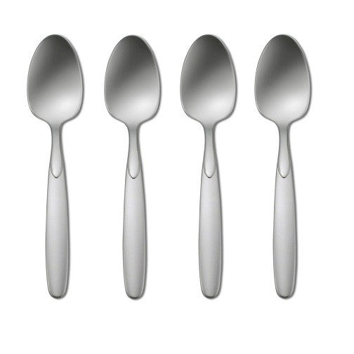 Oneida Paradox Set of 4 Teaspoons | Extra 30% Off Code FF30 | Finest Flatware