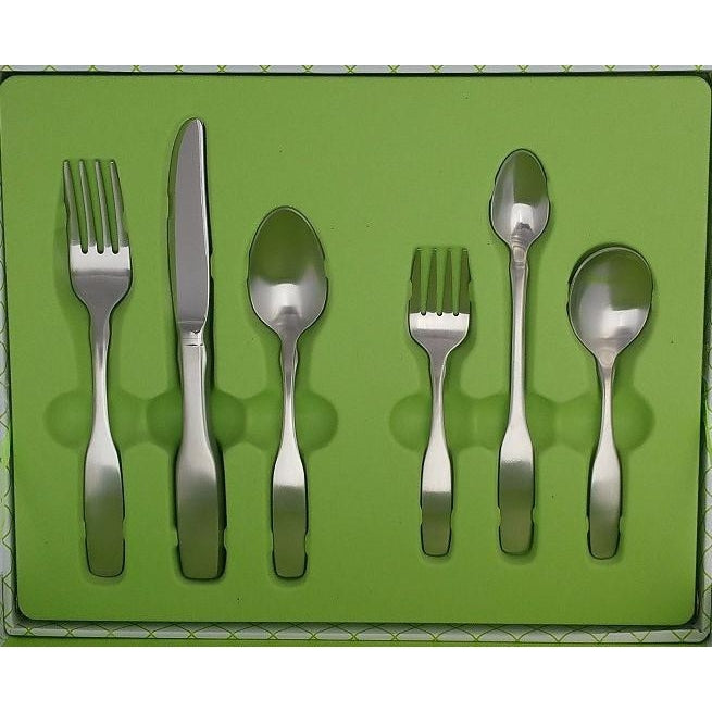 Oneida Paul Revere Child & Baby 6 Piece Progress Set - Finest Flatware - Extra 30% Off Code FF30