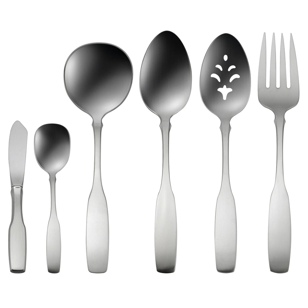 Oneida Paul Revere 6 Piece Hostess and Serving Set | Extra 30% Off Code FF30 | Finest Flatware