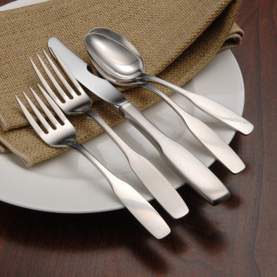 Oneida Paul Revere 20 Piece Fine Flatware Set, Service for 4 - Extra 30% Off Code FF30 - Finest Flatware