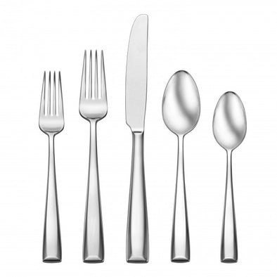 Oneida 89 Piece Prime 18/10 Stainless Fine Flatware Set, Service for 12 - Extra 30% Off Code FF30 - Finest Flatware