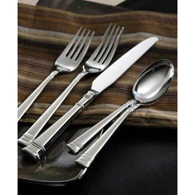 Oneida Prose 40 Piece Fine Flatware Set, Service for 8 | Extra 30% Off Code FF30 | Finest Flatware