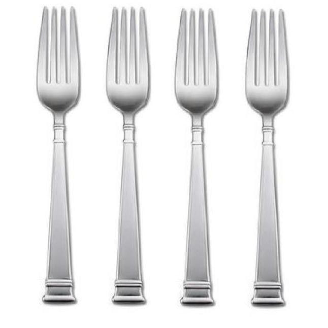Oneida Prose Set of 4 Dinner Forks | Extra 30% Off Code FF30 | Finest Flatware