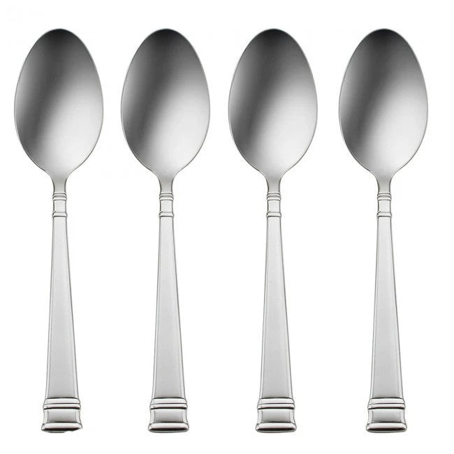 Oneida Prose Set of 4 Dinner Spoons - Finest Flatware - Extra 30% Off Code FF30