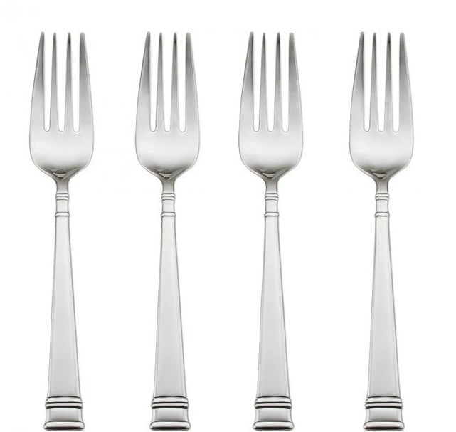 Oneida Prose Set of 4 Salad Forks - Finest Flatware - Extra 25% Off Code FLASH25