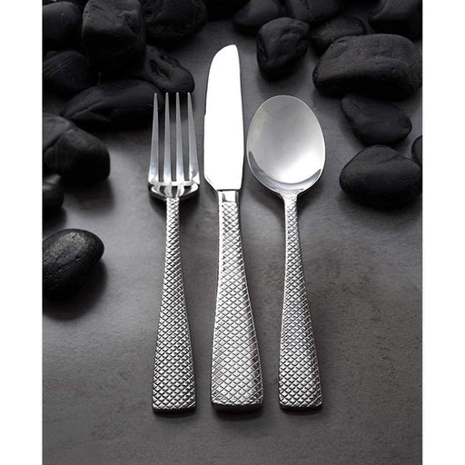 Oneida Quanta 45 Piece Casual Flatware Set, Service for 8 | Extra 30% Off Code FF30 | Finest Flatware