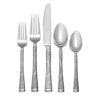 Oneida Samoa 20 Piece Casual Flatware Set, Service for 4 - Extra 30% Off Code FF30 - Finest Flatware