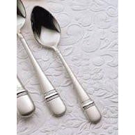 Oneida Satin Astragal Set of 8 Coffee Spoons | Extra 30% Off Code FF30 | Finest Flatware