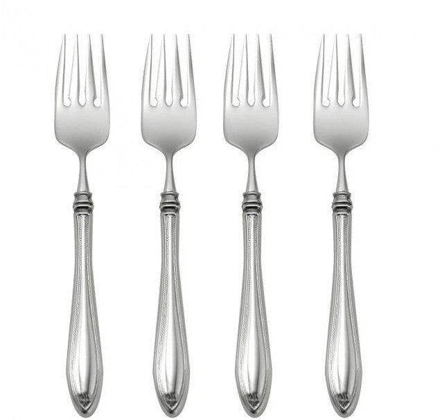 Oneida Sheraton Set of 4 Salad Forks | Extra 30% Off Code FF30 | Finest Flatware