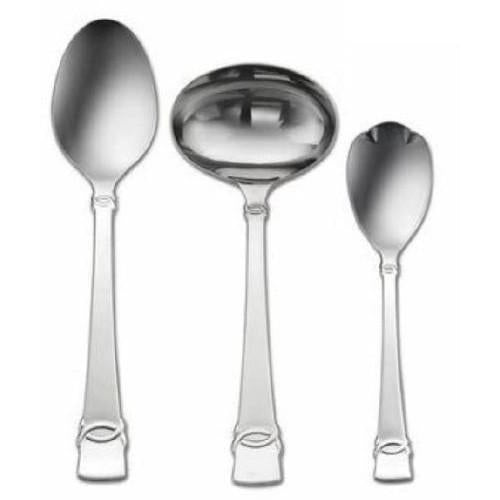 Oneida Sonnet 3 Piece Hostess Set - Finest Flatware - Extra 30% Off Code FF30
