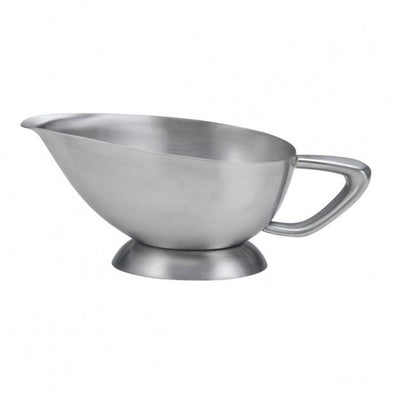 Oneida Stiletto Stainless Steel 16 Ounce Sauce Boat 18/10 Stainless - Extra 30% Off Code FF30 - Finest Flatware