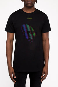 Face Off 2.0 Tee - Black
