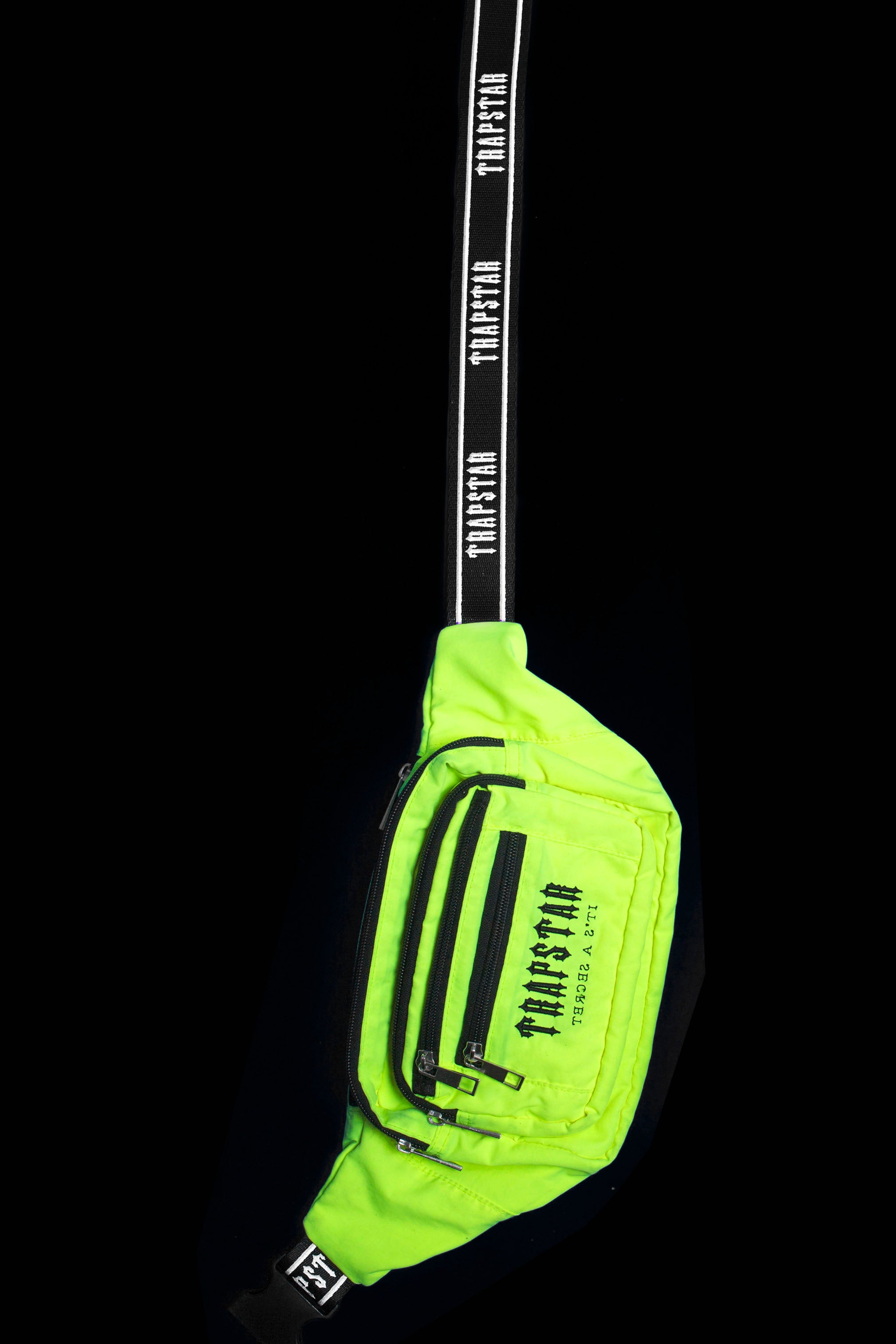 Decoded Belt Bag SS19 - Neon Yellow