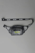 Load image into Gallery viewer, Skeleton See Through Decoded Belt Bag SS19 - Transparent/Neon