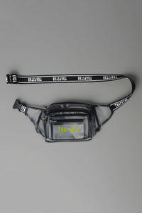 Skeleton See Through Decoded Belt Bag SS19 - Transparent/Neon