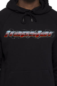 Trapstar Chrome Racer 2.1 Hoodie - Black